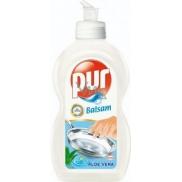 Pur Balsam Aloe Vera prostředek na mytí nádobí 450 ml