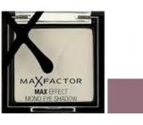 Max Factor Max Effect Mono Eye Shadow oční stíny 07 Vibrant Mauve 3 g