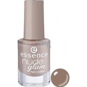 Essence Nude Glam Nail Polish lak na nehty 07 Café Olé 5 ml