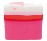 Bomb Cosmetics Love Cloud - Blíže k mrakům Přírodní glycerínové mýdlo 100 g