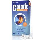 Apotex Colafit čistý krystalický kolagen s vitaminem C doplněk stravy 60 kostiček + 60 tablet