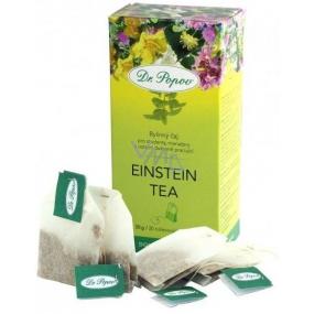 Dr.Popov Einstein tea bylinný čaj pro duševní práci 30 g