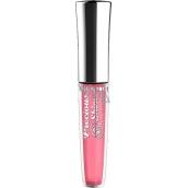 Miss Sporty Precious Shine 3D Lip Gloss lesk na rty 210 Splendid Pink 7,4 ml