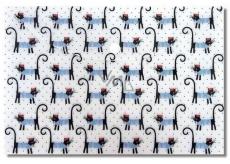 Albi Pouzdro na dokumety Francouzské kočky A5 - 15 x 21 cm