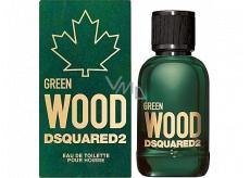 Dsquared2 Green Wood toaletní voda pro muže 5 ml, Miniatura