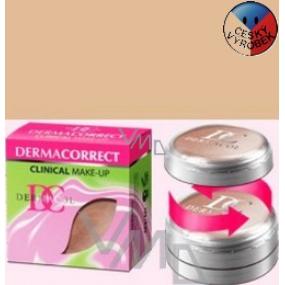 Dermacol Dermacorrect Clinical 3 make-up Extrémně krycí korekční 4,5 g