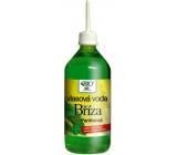 Bione Cosmetics Bio Bříza vyživující vlasová masážní voda zvyšuje lesk vlasů 220 ml
