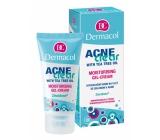 Dermacol Acneclear Moisturising Hydratační gel-krém na pleť 50 ml