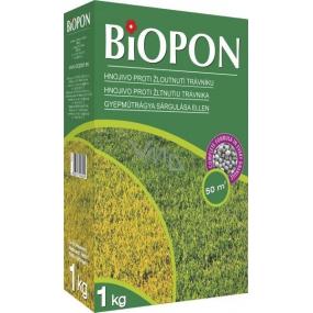 Bopon Trávník proti žloutnutí hnojivo 1 kg
