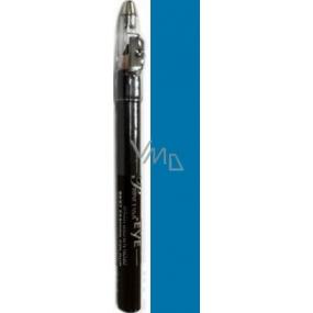 Princessa Fashion Best Colour voděodolná stínovací tužka na oči 14 Ice Blue Glitter 3,5 g