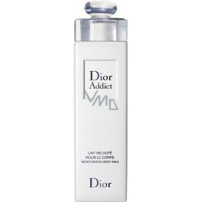 Christian Dior Addict tělové mléko pro ženy 200 ml