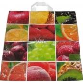 Press Igelitová taška 43 x 47 cm Ovoce 1 kus