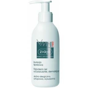 Ziaja Med Lipid Care fyziologický čisticí gel pro atopickou a alergickou pleť 200 ml