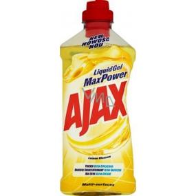 Ajax Max Power Lemon Blossom Universální čistící gel 750 ml