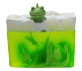 Bomb Cosmetics Není jednoduché být zelená Přírodní glycerinové mýdlo 100 g