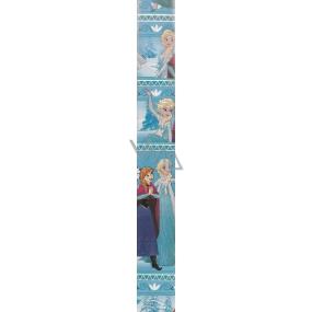 Disney Frozen Balicí papír Světle modrý, malé obrázky 70 x 200 cm