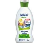 Bobini Vegan hypoalergenní pěna do koupele pro děti od 1. dne narození 330 ml