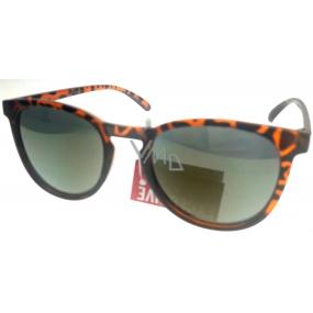 Nae New Age Sluneční brýle hnědé tygrové A60756