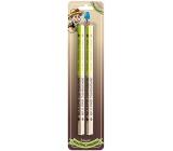 Nekupto Hobby dřevěné tužky Nejlepší zahradník 2 kusy