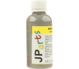 JP arts Barva na textil na světlé materiály, základní odstíny 14. Stříbrná 50 g