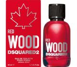 Dsquared2 Red Wood toaletní voda pro ženy 50 ml