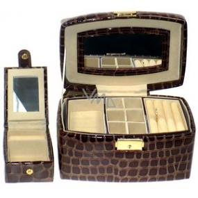 Body Collection Kosmetický kufřík na šperky malý 1 kus