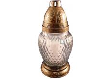 Rolchem Lampa skleněná malá 16,5 cm 24 hodin 255 g Z02 1 kus