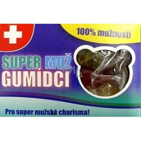 Nekupto Sladká první pomoc Super muž gumídci 80 g