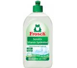 Frosch Eko Pro alergetiky tekutý prostředek na mytí nádobí 500 ml