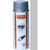 Schuller Eh klar Prisma Color High Temperature Spray teplotě odolný sprej 91072 Stříbrná 400 ml