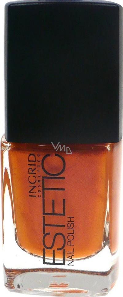 Ingrid Cosmetics Estetic Nail Polish lak na nehty 054 10 ml