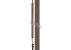 Artdeco Eyebrow Designer tužka na obočí s kartáčkem 3 Medium Dark 1 g
