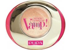 Pupa Dot Shock Vamp! Wet & Dry Eyeshadow oční stíny 206 Iridescent Rose 1 g