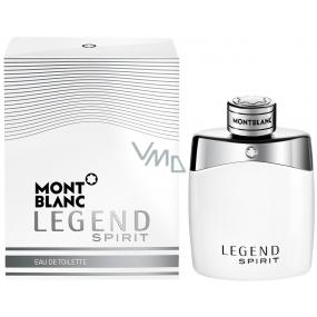 Mont Blanc Legend Spirit toaletní voda pro muže 50 ml