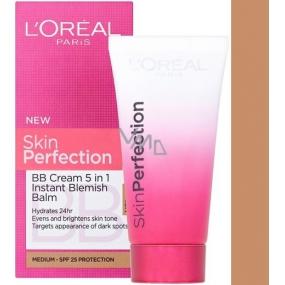 Loreal Paris Skin Perfection BB krém 5v1 normální pleť 50 ml