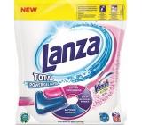 Lanza Total Power gelové kapsle na praní s Vanishem na skvrny 28 kusů