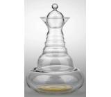 Karafa Alladin Gold Květ života 1,3 l Pro revitalizaci a oživení oslabené vody z vodovodu