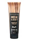 Dermacol Men Agent 3v1 Sensitive Feeling sprchový gel 250 ml tuba