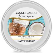 Yankee Candle Coconut Splash - Kokosové osvěžení Scenterpiece vonný vosk do elektrické aromalampy 61 g