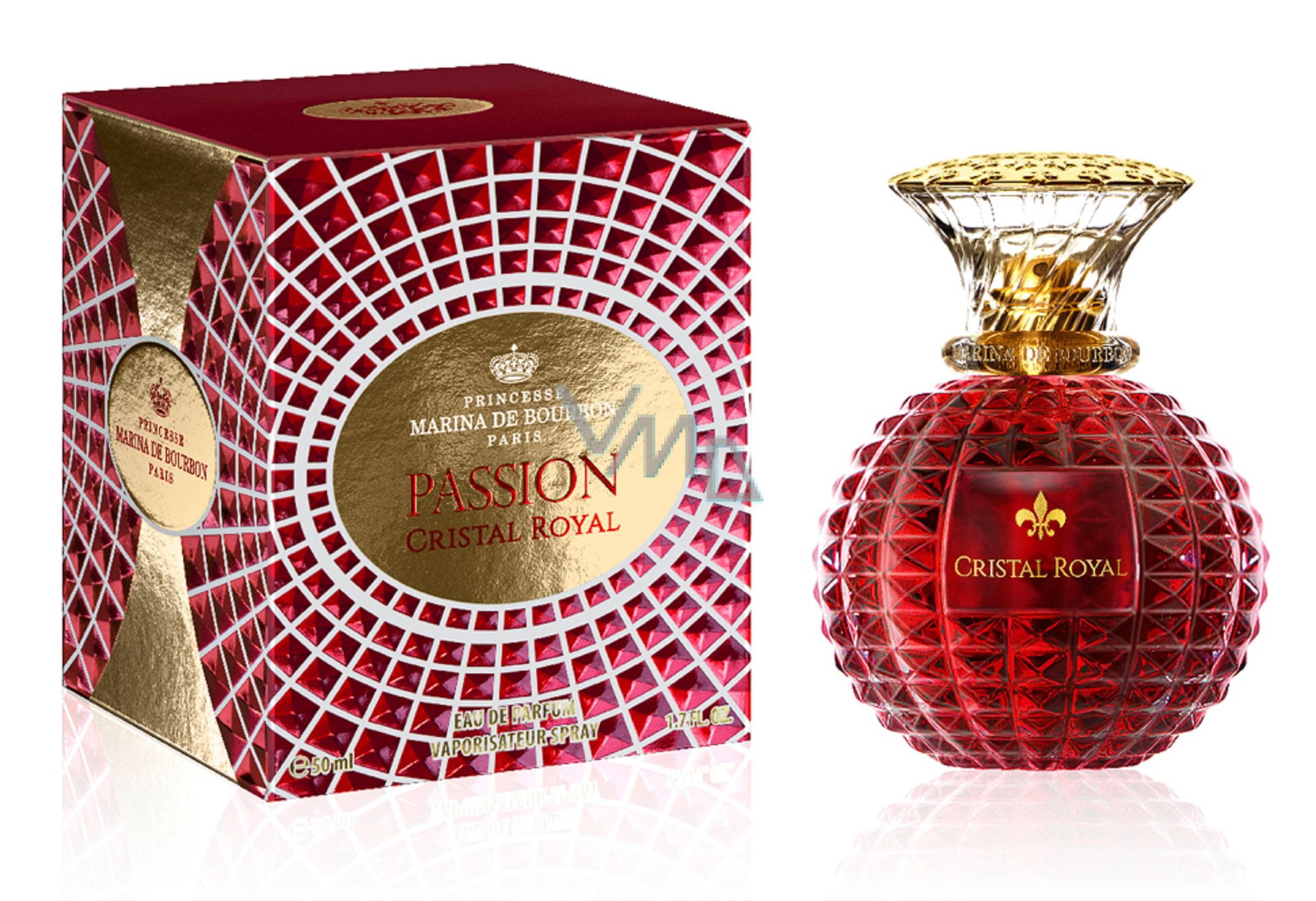 Marina De Bourbon Royal Passion perfumed water for women 30 ml
