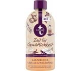 T: BY Tetesept Zeit für Gemütlichkeit Hygge moment s vůní kakaového másla, vanilky a s olejem z makadamiových ořechů pěna do koupele 420 ml