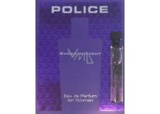 Police The Shock In Scent for Woman parfémovaná voda 2 ml, vialka