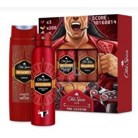 Old Spice Roamer sprchový gel pro muže 250 ml + deodorant sprej 150 ml kosmetická sada