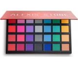 Makeup Revolution Alexis Stone The Instinct paletka očních stínů 28 x 1,2 g