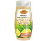Bione Cosmetics Lemongrass & Limetka relaxační vlasový šampon 260 ml
