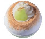 Bomb Cosmetics Perfektní hruška - The Perfect Pear Šumivý balistik do koupele 160 g
