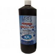 Labar Peroxid vodíku technický 12% k čištění, bělení a úpravu bazénu 1000 g