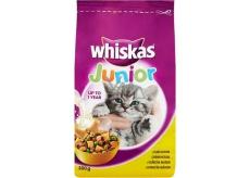 Whiskas Junior s kuřecím masem 300 g