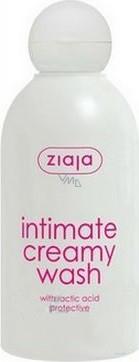 Ziaja Intima s kyselinou mléčnou ochranná krémová intimní hygiena 200 ml