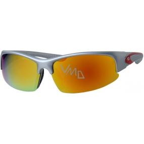 Nae New Age L7082 stříbrné sluneční brýle